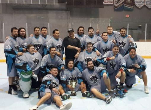SN River Rats come home Champs