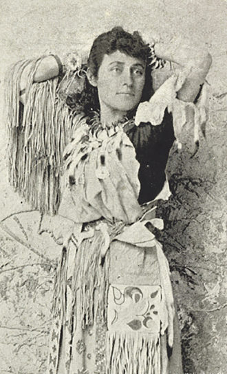 Chiefswood National Historic Site Celebrating E. Pauline Johnson's 158th Birthday