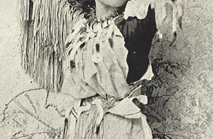 Chiefswood National Historic Site Celebrating E. Pauline Johnson's 158th Birthday