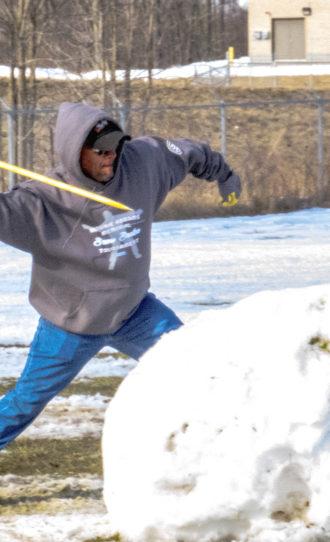 Snow Snake, the winter medicine