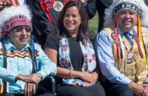 Jody Wilson Raybould comes from a long line of Indigenous truth tellers