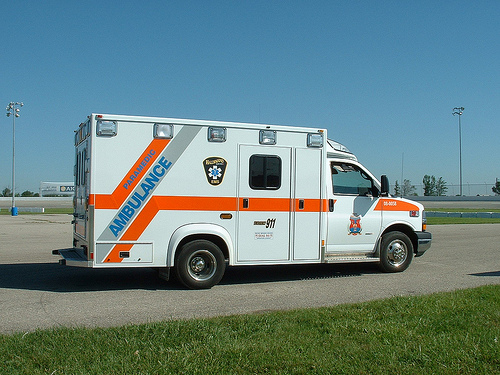 Man with life threatening injuries after Gypsum mine accident