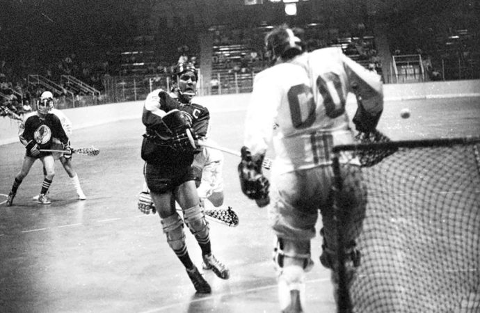 """""""Magnificent Mohawk"""": the story of lacrosse legend Gaylord Powless"""