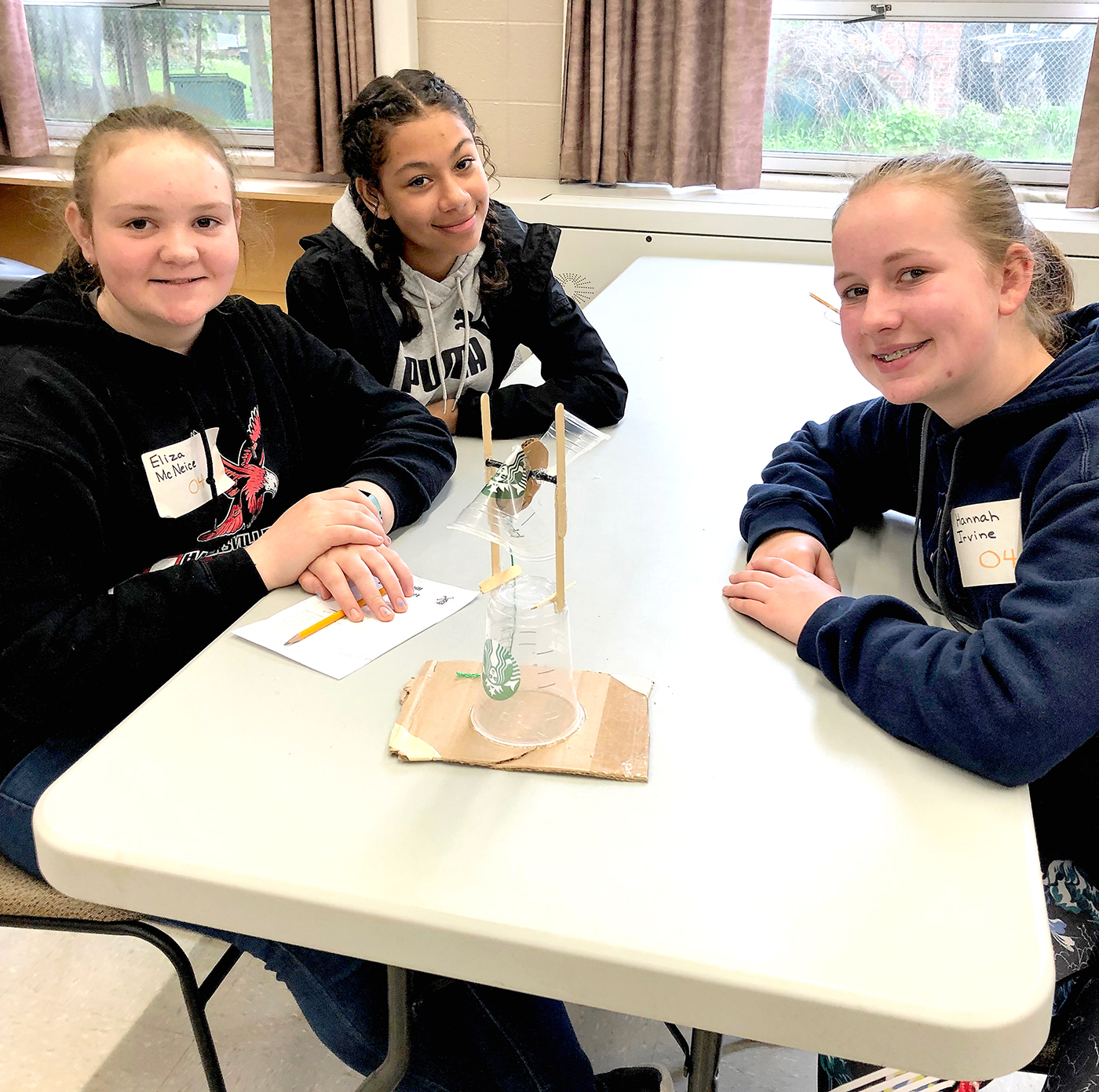 STEM Day Offers Future-Ready Challenges for Enrichment Students