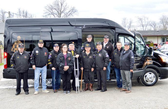 New Van for Six Nations Veterans Association