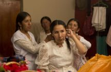 Bolivian women fight gender based violence through theatre