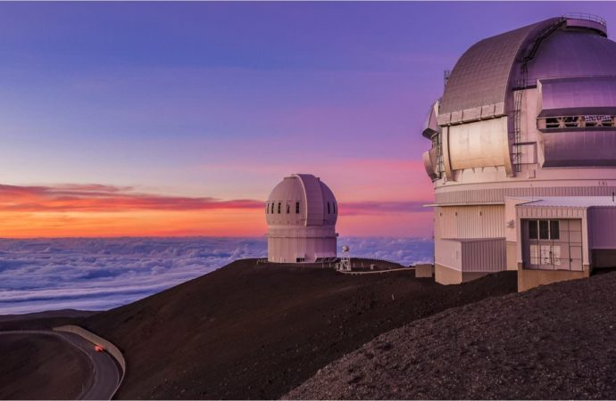 Giant telescope will be built on sacred Native Hawaiian peak