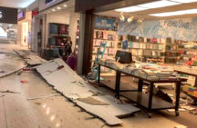Closures follow ceiling caving in at Lynden Park Mall