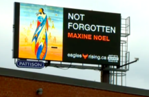 Billboard Campaign For MMIW deemed a success