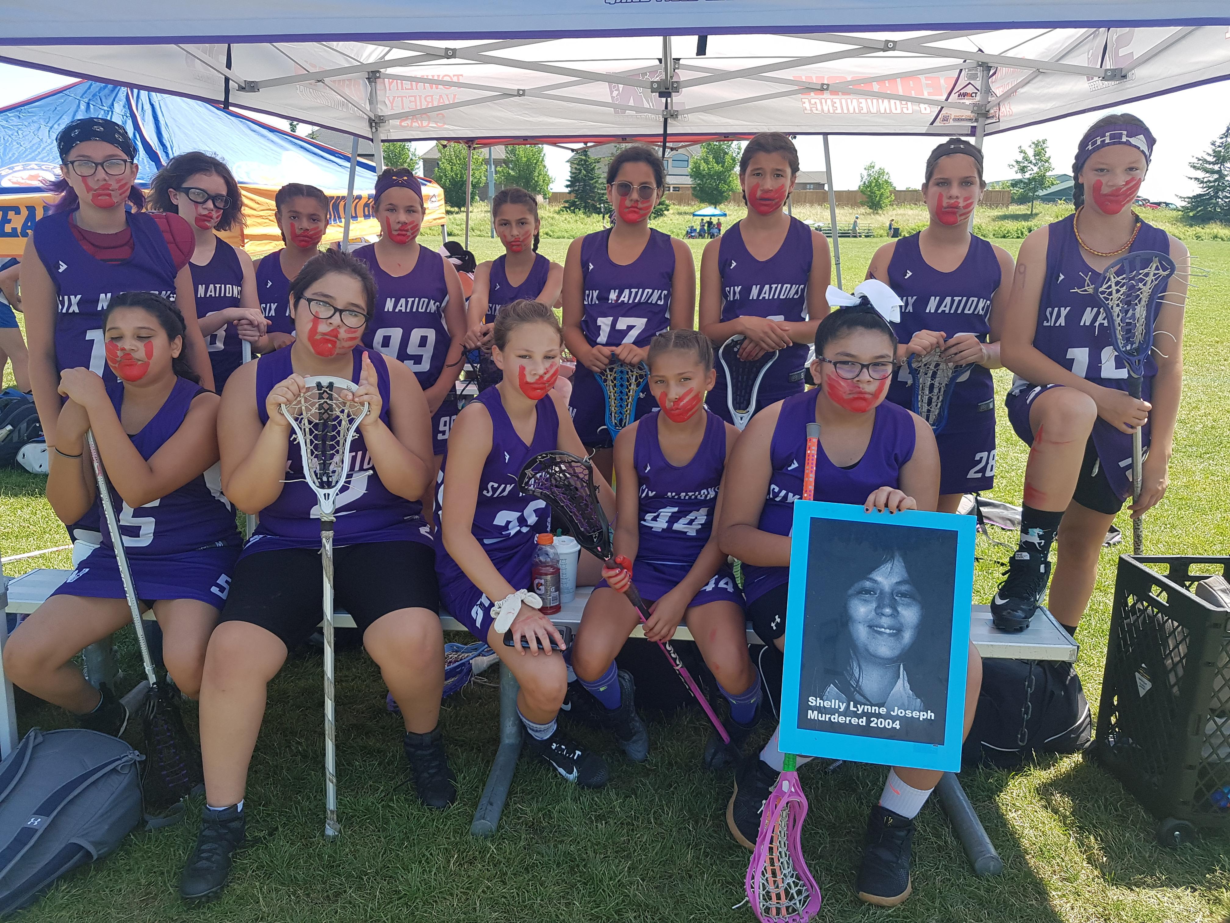 SN U13 Girls make bold statements during provincial win