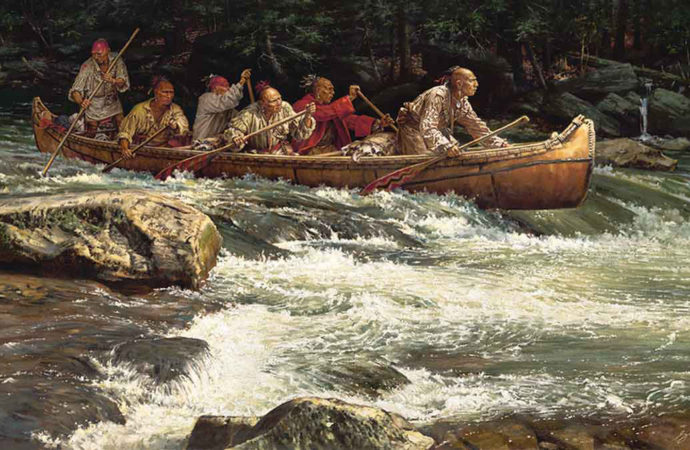 Local History: The Legend of the Grand River Silver