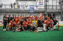 Rebels come home Ontario champions