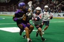 Team Iroquois wins silver at WJLC