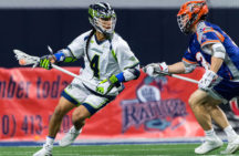 Lyle Thompson Breaks Two Bayhawks Franchise Records