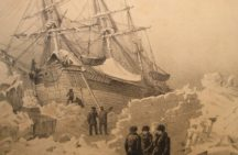 'A solemn space': first interior shots of Franklin's HMS Terror released