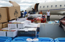 Hurricane disaster relief headed from Six Nations to Bahamas