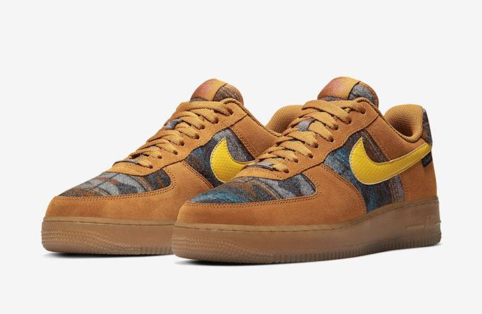 "Nike Air Force 1 ""N7"" to be released in November"