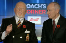 Don Cherry, 85, fired by Sportsnet