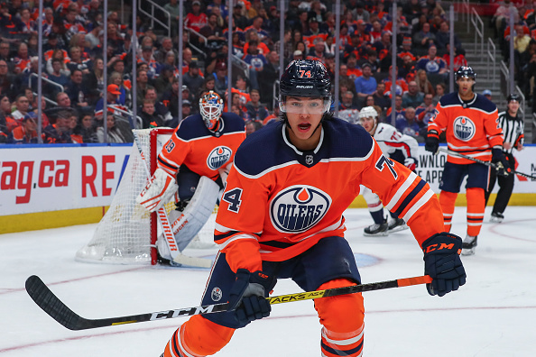 Oilers Ethan Bear looking to build off solid rookie season