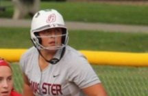 Mikenzie Sandy was proud to play ball for McMaster Marauders