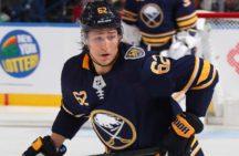 Brandon Montour, sets NHL record while ending losing streak