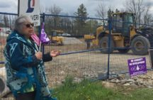 Convoy says no to development in Brantford
