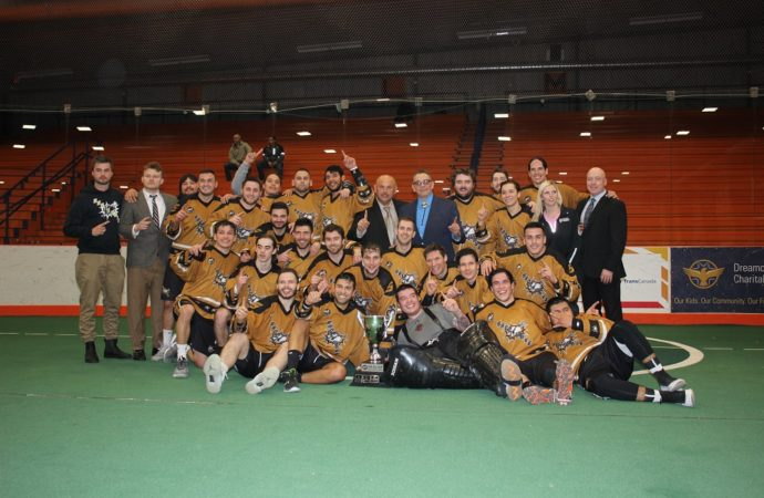 Arena Lacrosse League to return this December